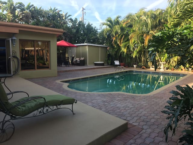 Entire South Florida Paradise Home - Boca Raton - House