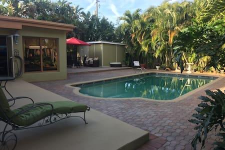 Entire South Florida Paradise Home - Boca Raton