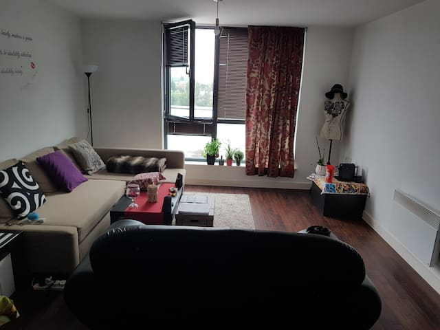 Modern, spacious one bedroom apartment in Basildon