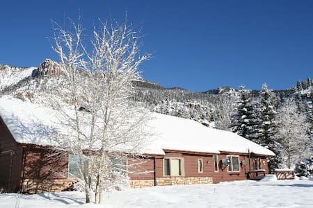 Perfect Home for Wolf Creek Most Snow in Colorado! - South Fork