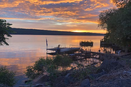 Cayuga Lake Retreat in Ithaca