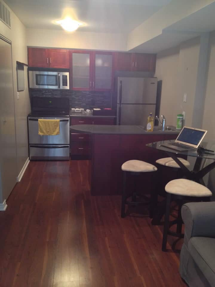 1 Bedroom Townhouse Liberty Village - Townhouses for Rent ...