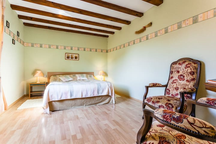 Bed & Breakfast in Alsace Liesel