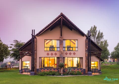 Northern Drakensberg Mountain Cottage 1.5