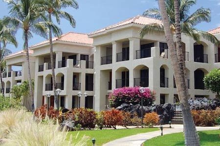 2BR,2BA Villa @ Bay Club Waikoloa - Waikoloa Village - 別荘