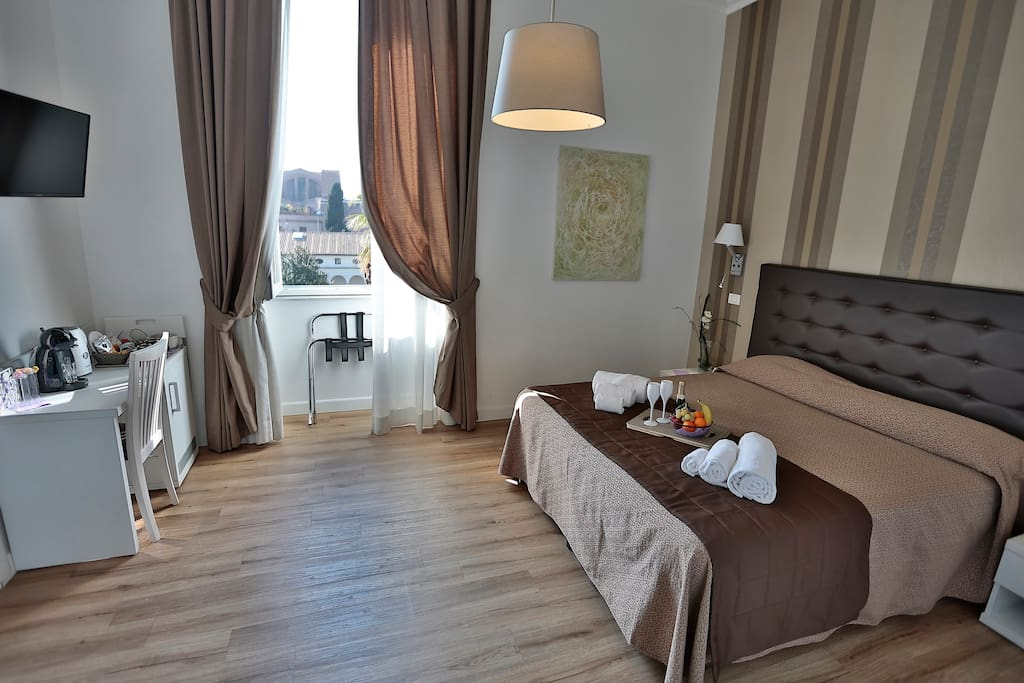 Deluxe Room with charming view