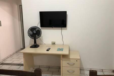 Apartamento 07. Kitnet no Centro de Araraquara