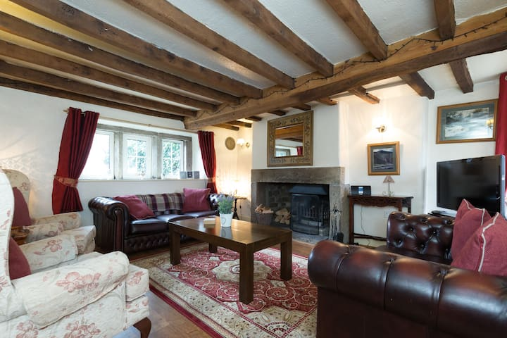 Knowl Cottage - graded 5 Stars - Hartington