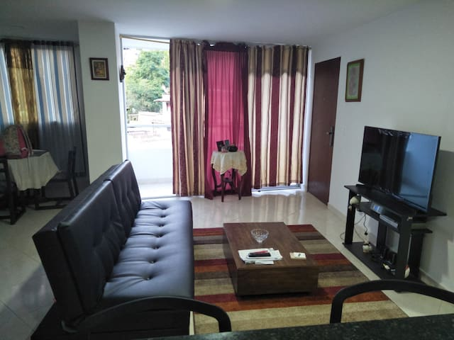 Brand new and furnished apartment in Sabaneta