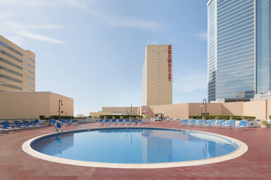 The Iron Room Atlantic City Nj Private Parties
