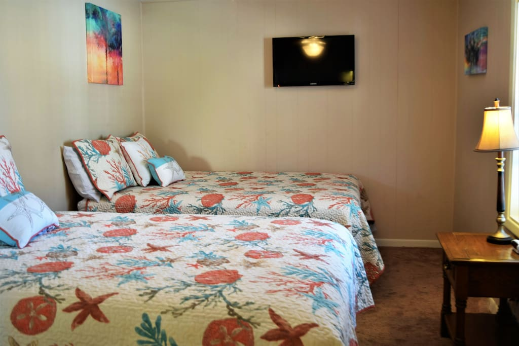 47 Sea Isle Village( Beach House)-Bed Room
