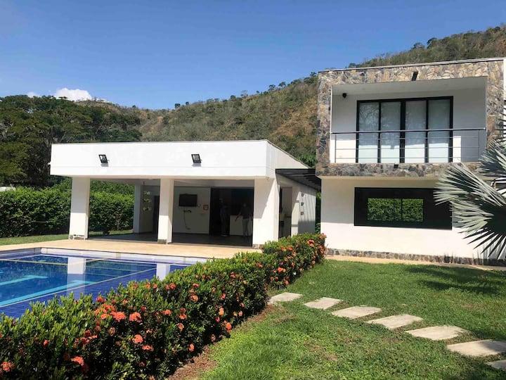 Finca de recreo con piscina santa fe de Antioquia