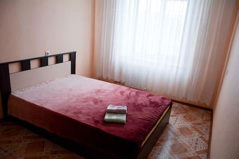 Уютная квартира на пр.Строителей 39