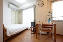 Welcome to my apartments!!Please use it as your stay in Tokyo. You will enjoy it.
