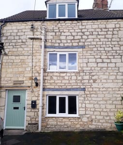 Cotswold stone house on the Cotswold Way