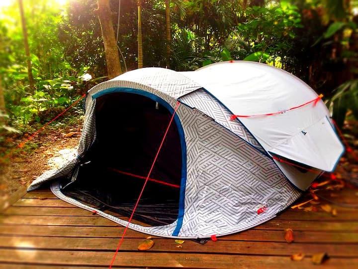 [ 新推出 ]吉米探險家 三人帳 Jimmy Explorer's campsite~3  pax