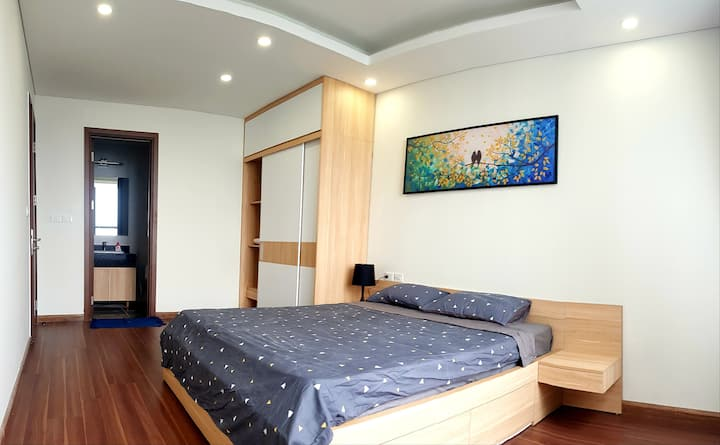 Luna's home-Fully furnished 2BR view Embassy, park