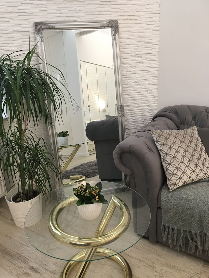Luxury and lovely apartment in the center Warsaw