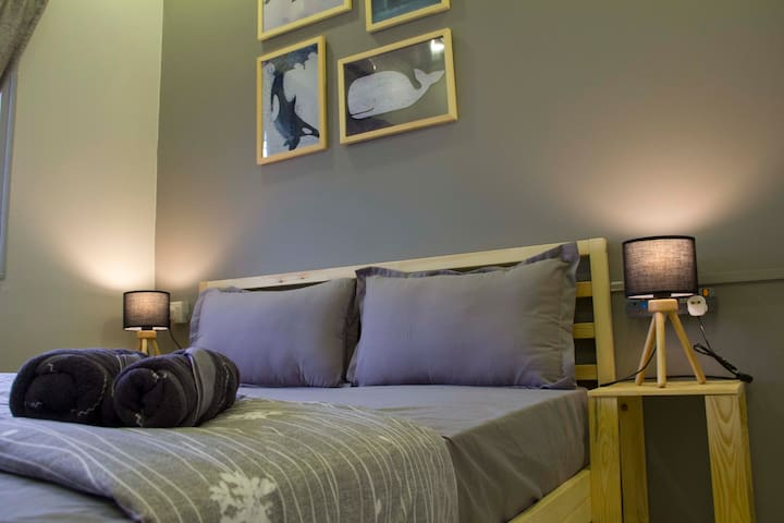 Gray Whale Cozy Homestay Ipoh