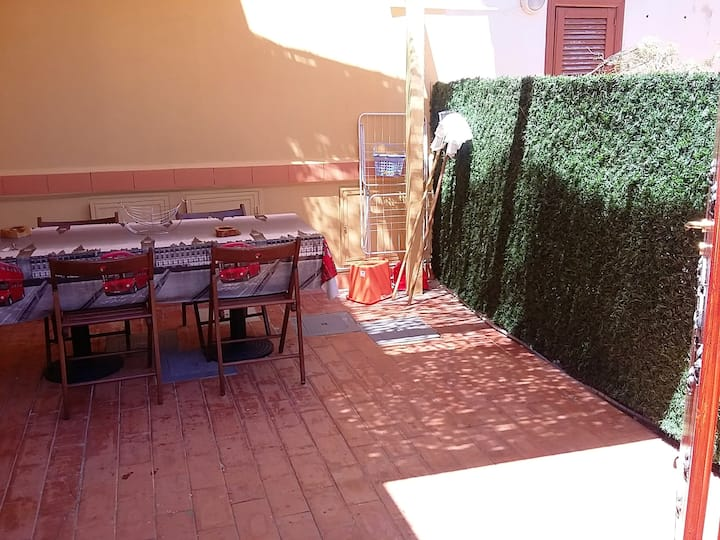 Studio in Sciacca, with shared pool, furnished terrace and WiFi