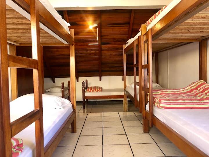 Quatro Ilhas Beach Hostel (quarto feminino)