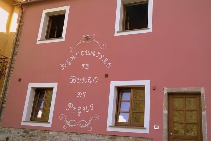 Agriturismo Il Borgo di Pegui - Piana Battolla - Daire
