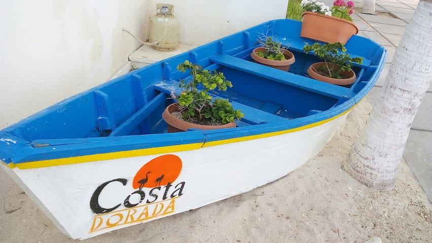La Casita Azul en Costa Dorada