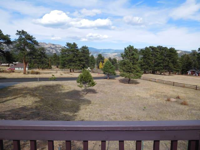 Estes Park BnB With Beautiful Views...Belvedere! - Estes Park