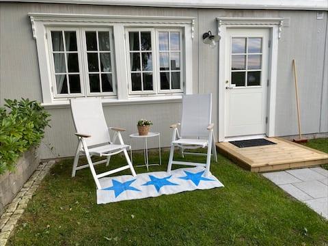 Koselig studioleilighet nær Sandefjord sentrum.