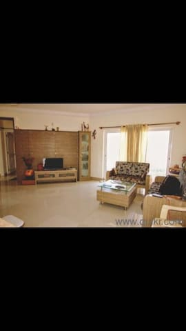 Prince double bedroom flat - Bengaluru
