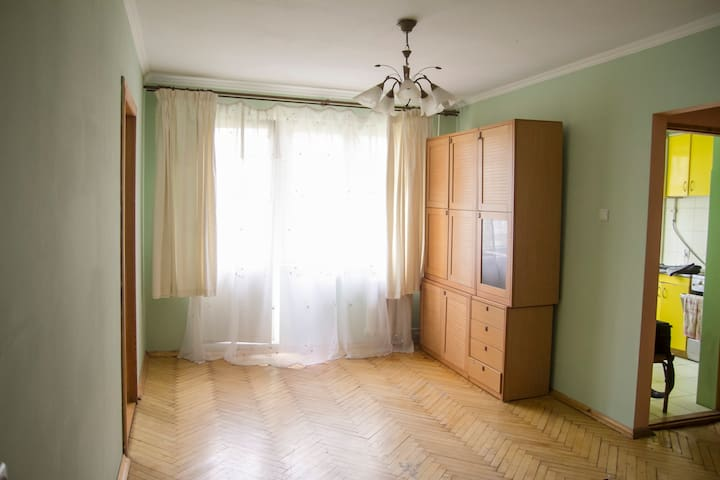 2 Rooms between Airport and Railway station - L'viv - Apartemen