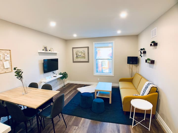 Luxury apartment with Loft in Downtown Kitchener