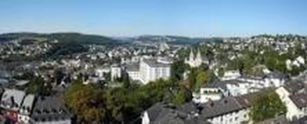 wgwrg - Siegen - Leilighet