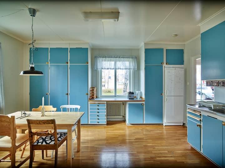 Spacious 2 room apartment in Kiruna