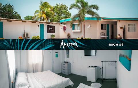 Гостевой дом Amazonia. Комната №2