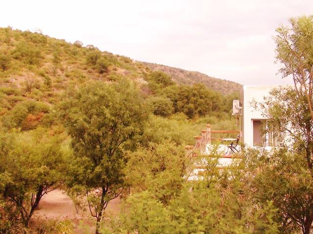 Casa amplia,tranquila y cómoda.Cerquita del centro - San Marcos Sierras - House