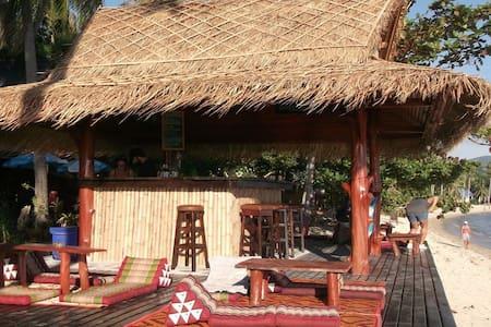 Coco Garden Resort - Fan Double Bed Bungalow - Ko Pha-ngan - Bungalow