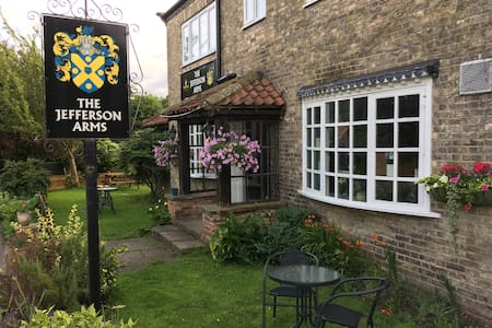 The Jefferson Arms, Thorganby