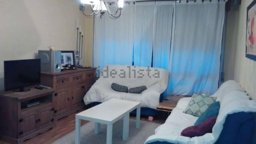 Bonito piso amplio y céntrico.Nice 3room apartment