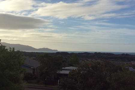 A view from every room - Waikanae - Rumah