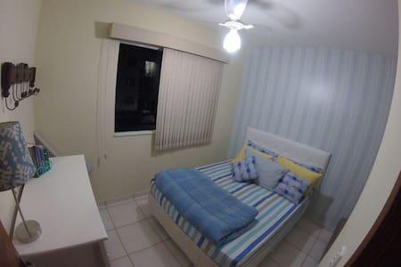 Lindo Quarto - Casal- Residencial Marina Clube - São Pedro da Aldeia - 公寓