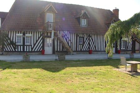 """Maison d'hôtes """" Le Vieux Castel"""" - Dům"""