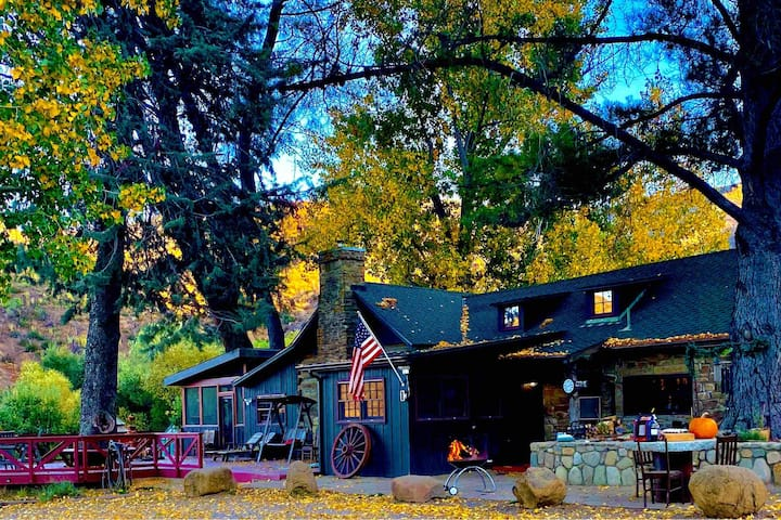 The Ranch Owners Cabin