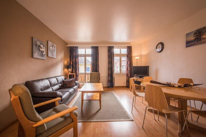 Close to the action - Matten bei Interlaken - Appartement