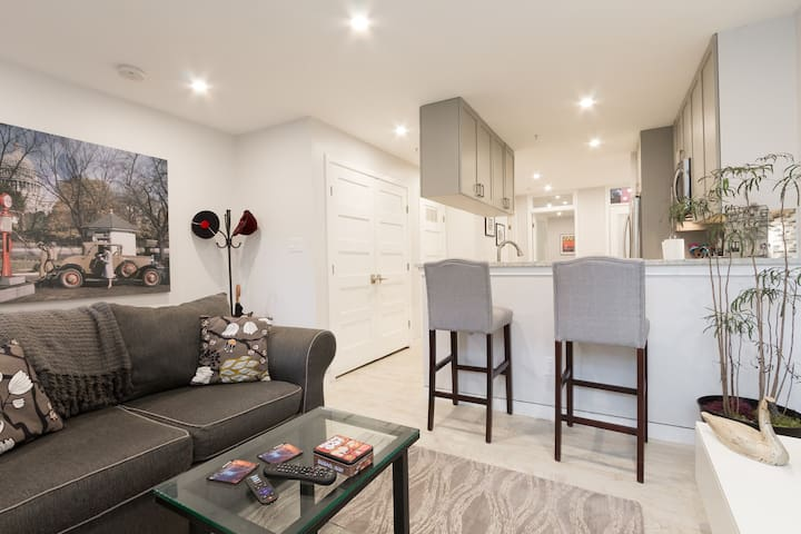 Entirely Renovated New Condo in the heart of D.C. - Washington - Lejlighed