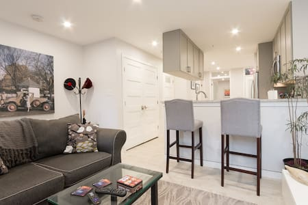 Entirely Renovated New Condo in the heart of D.C. - Washington - Leilighet
