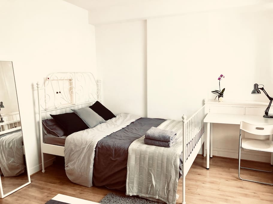 Bedroom 1  (Available)