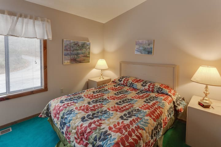 Bedroom Two - Chalet High Resort
