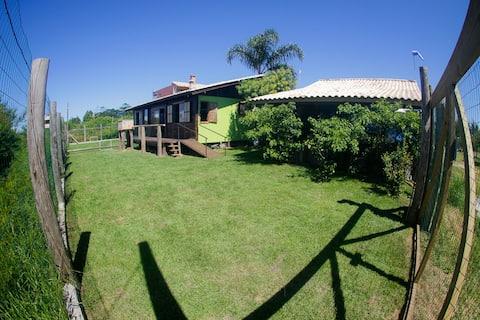 Cigana's House - praia da Cigana, Cabo Sta Marta