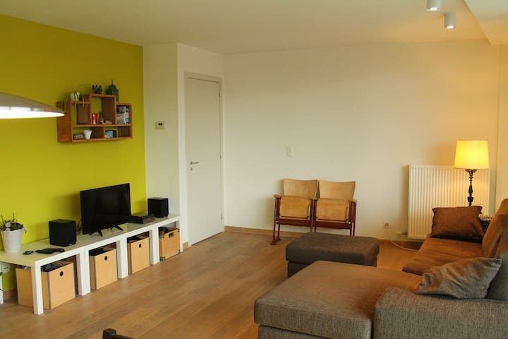 Spacious apartment nearby Leuven - Herent - Apartamento
